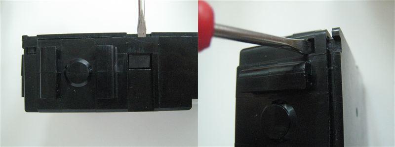 セレナC25 ハイフラ抵抗のレス化(BCM改造)