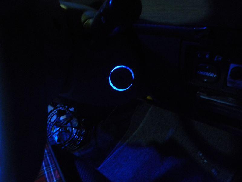 イグニッションキー LED化
