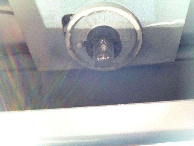 アルトラパン ナンバー灯交換のカスタム手順2