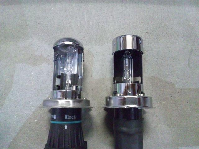 E12ノート 日本製HIDと中華製HIDの比較検証