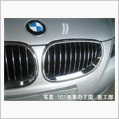 [洗車の王国] メッキグリルの磨き編 (2012/10/19分)の画像