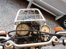 AG200 ナビホルダー製作 1のカスタム手順1