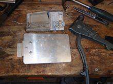 AG200 ナビホルダー製作 1のカスタム手順2
