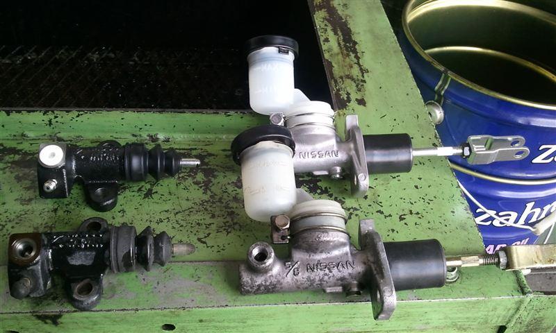 オペレーティングシリンダー SILVIA シルビア S15 日産純正 (SR20DET用) クラッチ