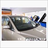 [洗車の王国] フロントガラスの奥深い所を、きれいに拭きます!編 (2012/11/22分)の画像