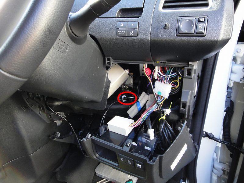 【C26】ブレーキを踏まずにエンジンをかける①
