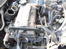 ワゴンR RR MC21S  車両購入整備vol,3 ヘッドカバーオイル漏れ対策