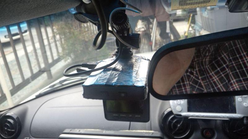 中華製 ドライブレコーダー ノイズ対策