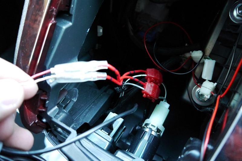 空気清浄機ホルダー取付
