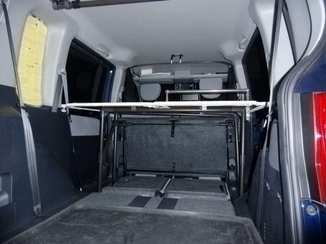 車中泊用2段ベッド Ver1