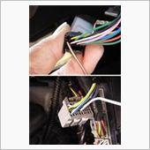 作業手順<br />  1、ステアリングコラムカバー取り外し<br />  2、グローブボックス取り外し<br />  3、配線通し<br />  4、ステアリング側配線接続<br />  5、ECU側配線接続<br />  6、クルコンスイッチ テスト<br />      (SW取り付けは別編で)<br />  <br />  ★クルコン取り付け等、パーツを取り付ける方にお願いします。 取り付けにより、保障が受けられなくなったり、故障などのトラブルが起こる可能性が有りますので、あくまでも自己責任でお願い致します。<br />
