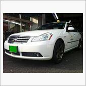 【江戸川店】フーガ タクシーにタイヤ交換 / NEXEN N7000