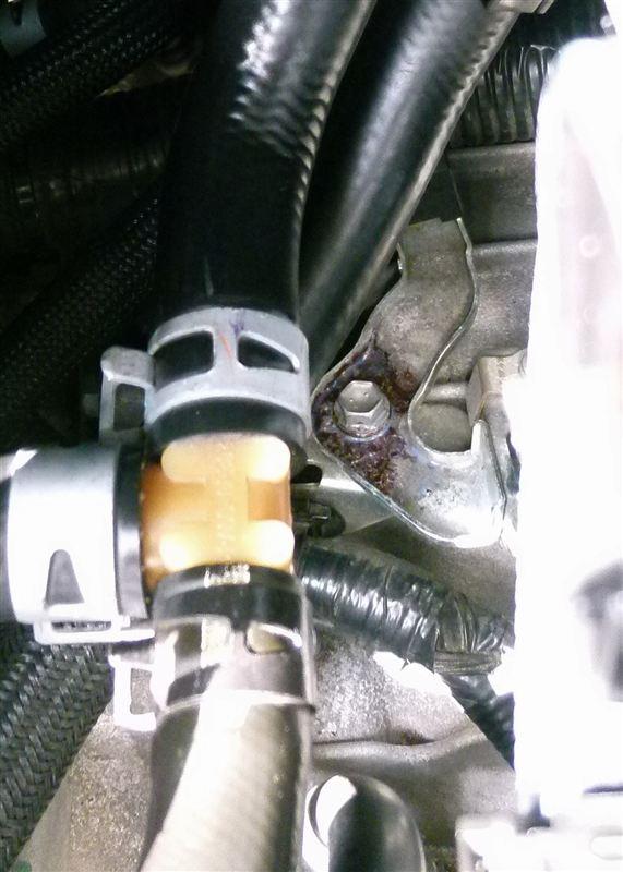 エンジンルームクリーニング