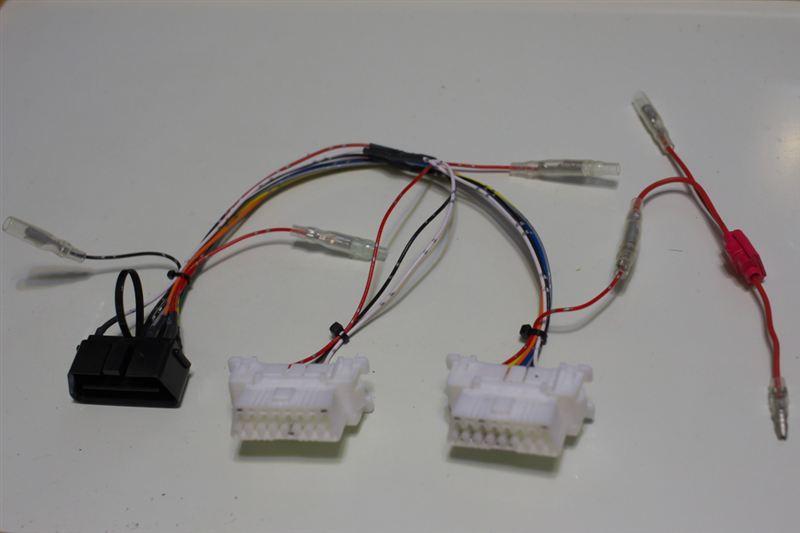 ELM327の電源の変更