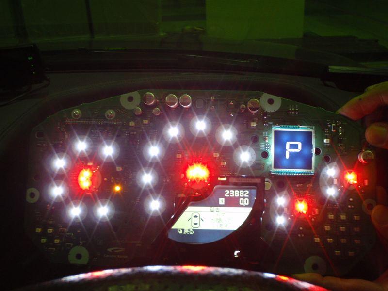R35 GT-R LED打ち換え作業 vol 4