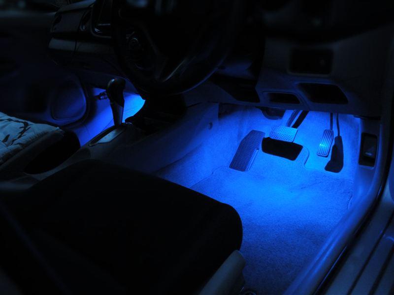 ウエルカムランプ配線を使って追加照明~