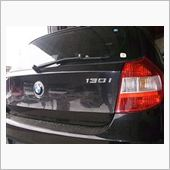 BMW130 リヤパワーウィンドレギュレーター交換の画像