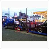 【江戸川店】アストロ on JAF / 20インチタイヤ交換