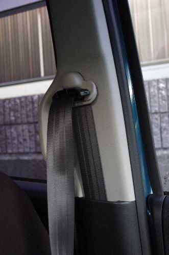 シートベルトストッパー