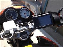 R1150R ロックスター 初めてのカーナビのカスタム手順1
