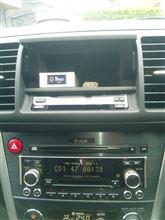 レガシィツーリングワゴン マッキントッシュのまま社外HDDナビ取り付けのカスタム手順1
