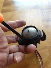テリオスキッド ナンバー灯交換のカスタム手順2