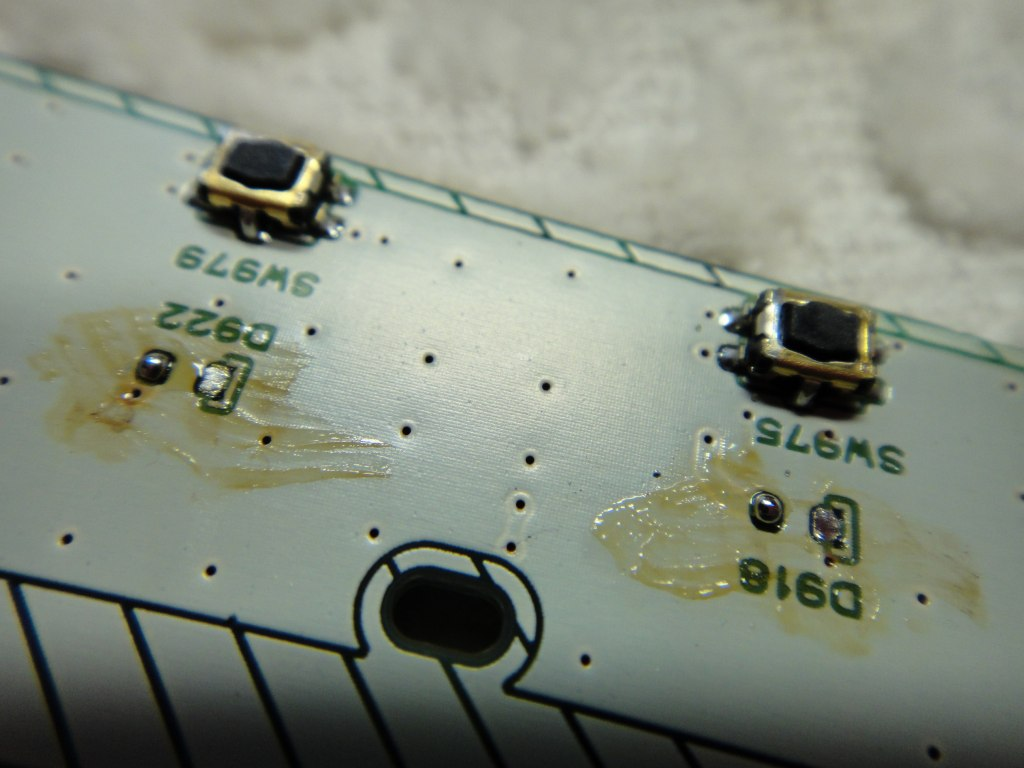 【C26】パナソニックCN-L800SED LED打ち換え④