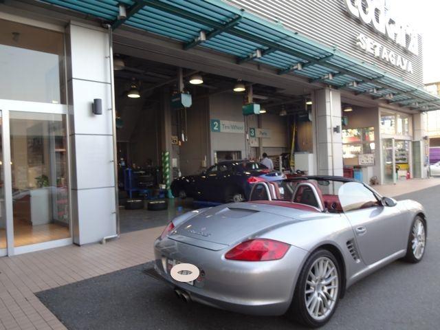 タイヤ交換・定期点検/ブレーキパッド・ローター交換
