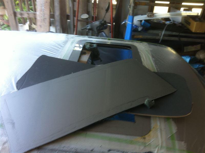 Inalfa F520 サンルーフ
