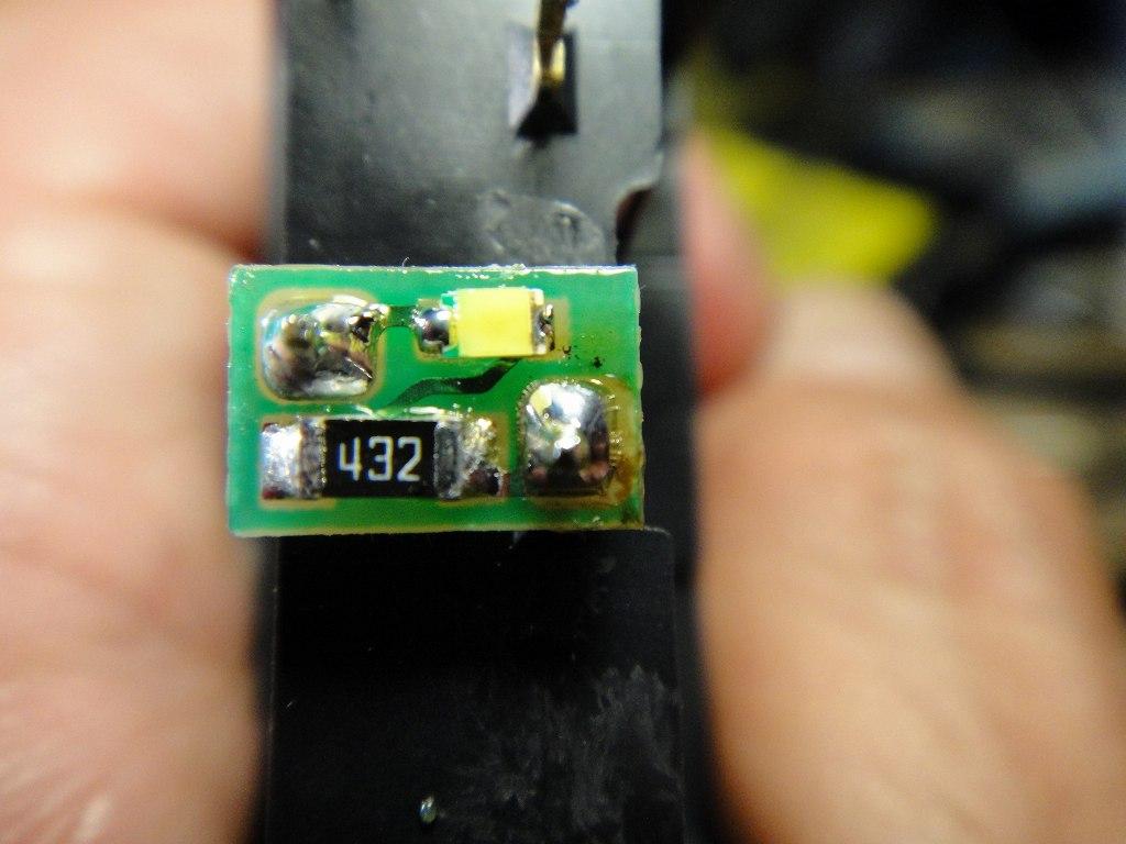 【C26】ルーフイルミネーション・オートドアメインスイッチLED打ち換え