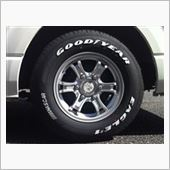 【江戸川店】 GOODYEAR NASCAR 195/80R15 107/105LT