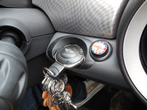 BMW MINI 隠し機能 その1
