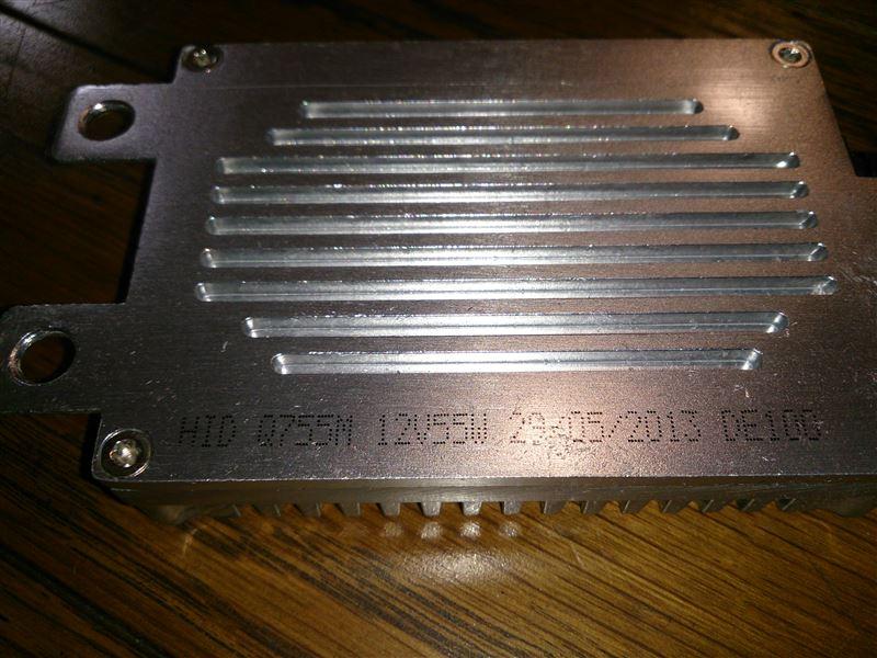 しまりす堂 高速起動 55W HID D2Rコンバージョンにチェ~ンジ !!
