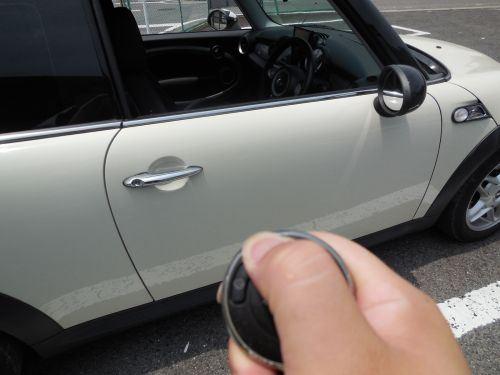 BMW MINI 隠し機能 その2