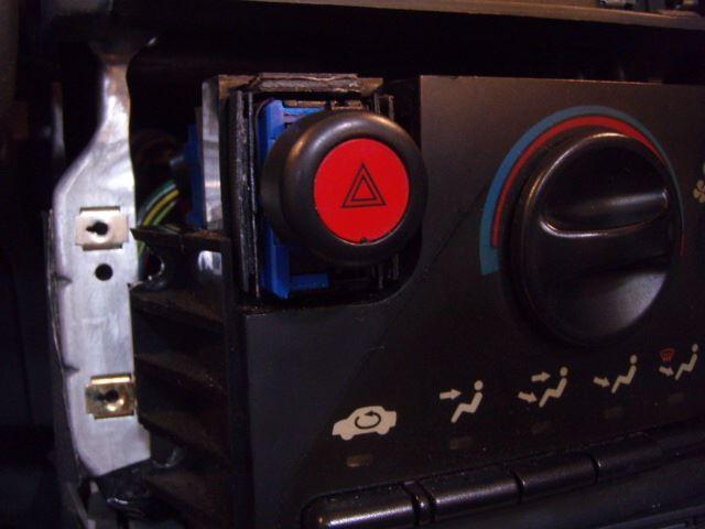 RF1 ハザードSW 流用