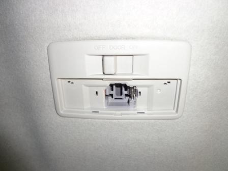 LED化(ルームランプ、ポジションランプ、ナンバーランプ) その1