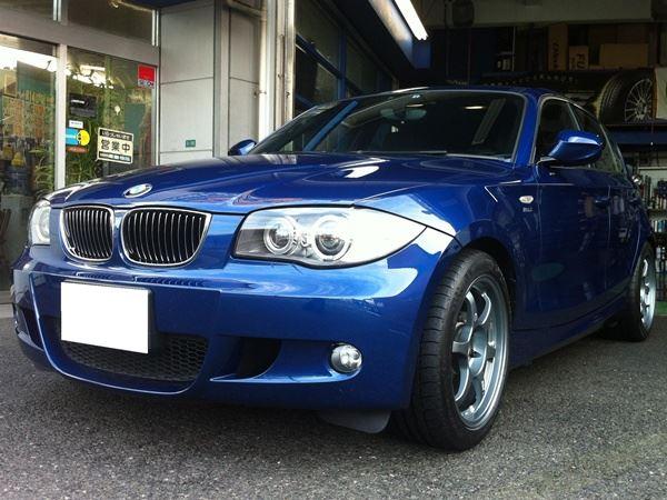 【江戸川店】 BMW 1シリーズに SSR