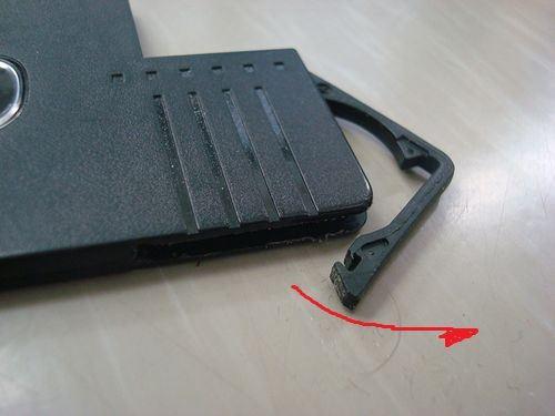 アドバンストキーの電池交換