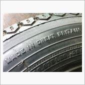 【江戸川店】 ローバーミニ タイヤ交換 カワイイ 12インチ