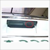 バックドアのロックスイッチ・・・使ってますか?<br /> <br /> ロックするなら、キー持ってますから、リモコンでロックしませんか?<br /> <br /> 私はこのロックスイッチ使ったことがありません。<br /> <br /> という事で、このロックスイッチの接続を変更し、オートオープンのボタンに変更します。<br /> <br /> 変更後は、このスイッチを長押しすると、パワーバックドアがオープンします。<br /> <br /> (天井のスイッチorリモコンと同じ動きになります。)