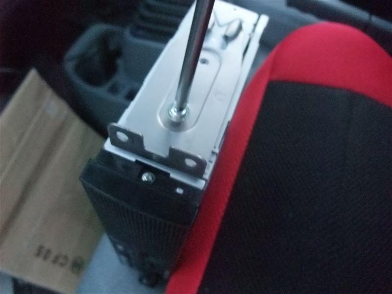 AM専用ラジオをAM/FMラジオに交換
