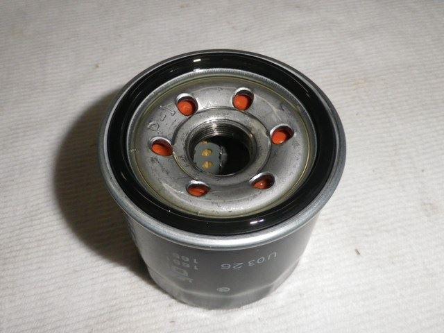 GSX-R オイル&オイルフィルター交換。