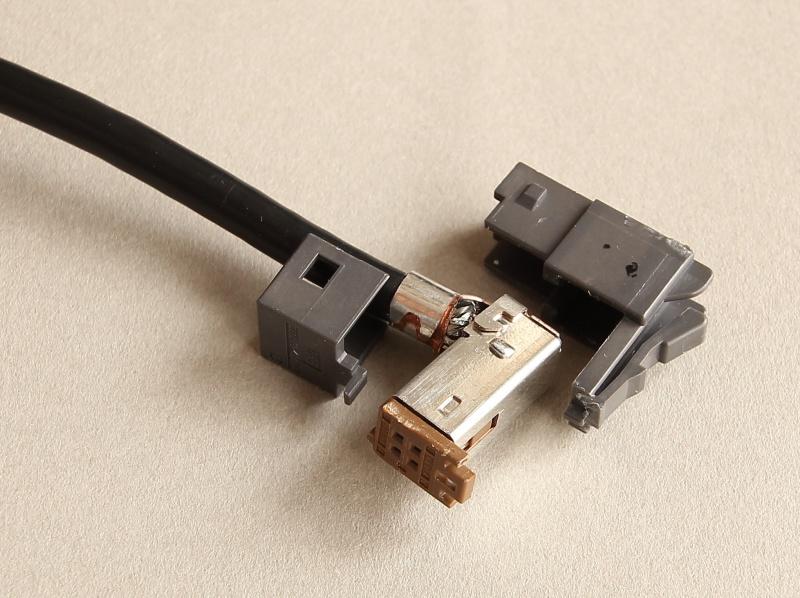 ナビ用 USBポート