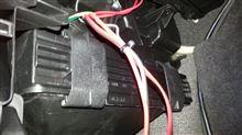 A1 エアコンフィルター交換  MANN 高性能エアコンフィルター のカスタム手順2