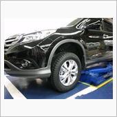ホンダCR-Vのタイヤ&ホイール交換