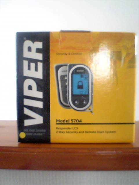 VIPER5704 インストール