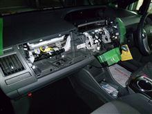 メビウス ALPINE 9型ナビ BIG X EX009V-PRAのカスタム手順1