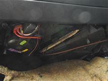 エグザンティア ブレーク エアコンフィルター交換のカスタム手順2