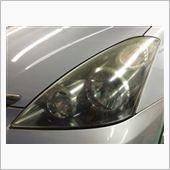 【江戸川店】 WISH タイヤ交換&ヘッドライトクリーニング