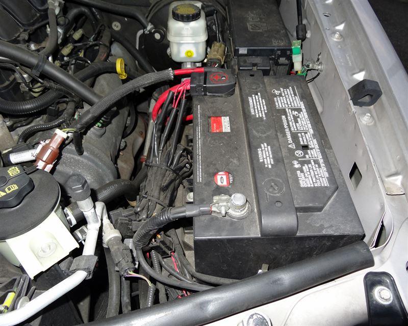 バッテリー交換 オプティマ1050SR